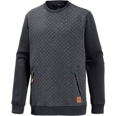 Oakley Chips Sweatshirt Herren schwarz