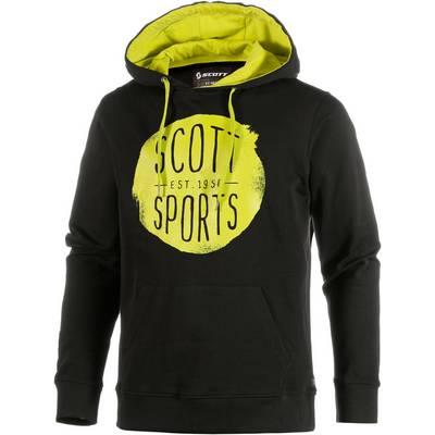 SCOTT 20 Vintage Hoodie Herren schwarz