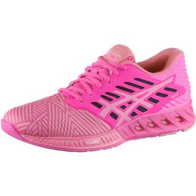 ASICS fuzeX Laufschuhe Damen pink/koralle