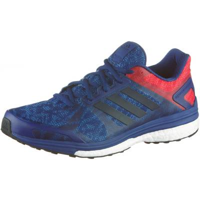 adidas Supernova Sequence 9 Laufschuhe Herren blau/rot