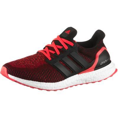 adidas Ultra Boost Laufschuhe Herren schwarz/rot