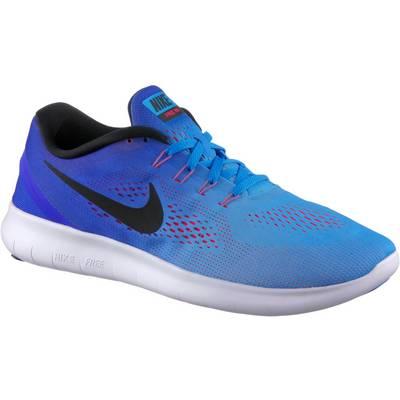 Nike Free RN Laufschuhe Herren blau
