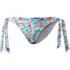 Skiny Summer Garden Bikini Hose Damen weiß/mint/koralle