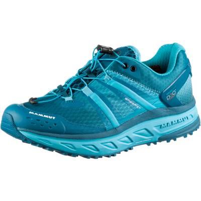 Mammut MTR 201-II Max Low Mountain Running Schuhe Damen blau