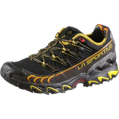 La Sportiva Ultra Raptor Mountain Running Schuhe Herren schwarz/gelb