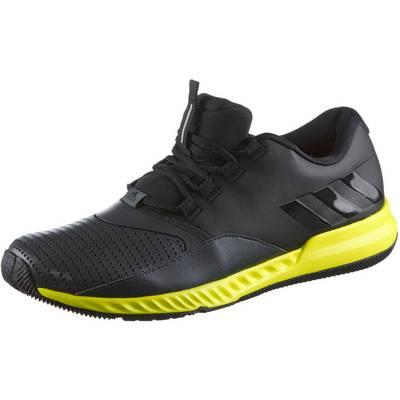 adidas One Trainer Bounce Fitnessschuhe Herren schwarz