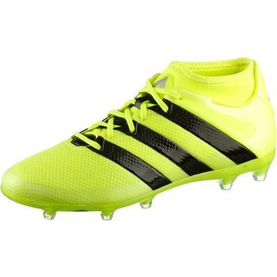 adidas ACE 16.2 PRIMEMESH FG Fußballschuhe Herren gelb/schwarz