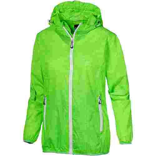 CMP Regenjacke Damen grün