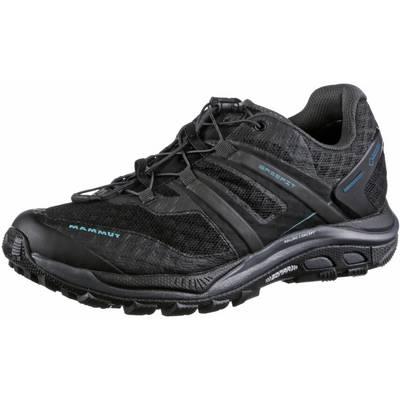 Mammut MTR 141 Pro Low GTX Mountain Running Schuhe Damen schwarz