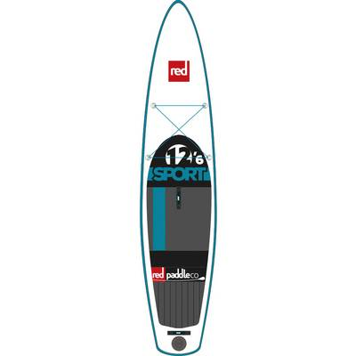 "Red Paddle 12'6"" Sport SUP Board weiß"