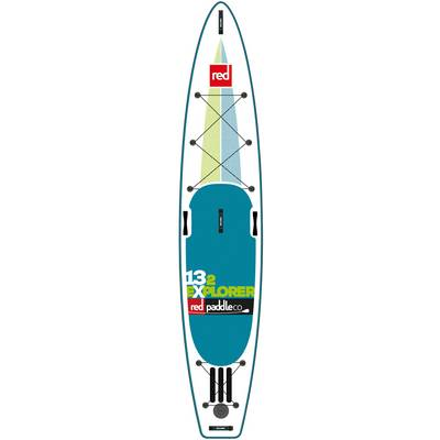"""Red Paddle 13'2"""" Explorer SUP Board weiß"""