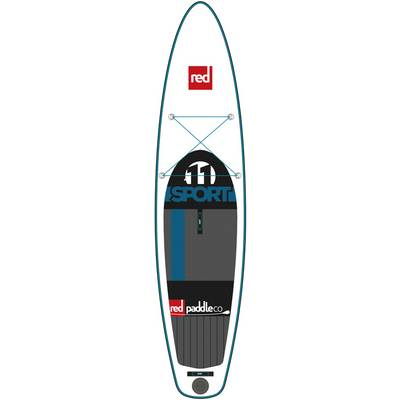 """Red Paddle 11'0"""" Sport SUP Board weiß"""