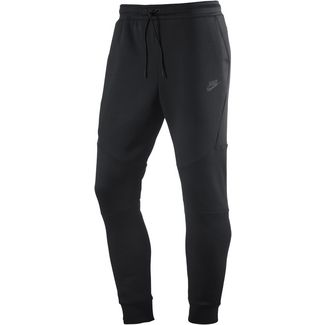 Nike NSW TECH FLEECE Sweathose Herren schwarz