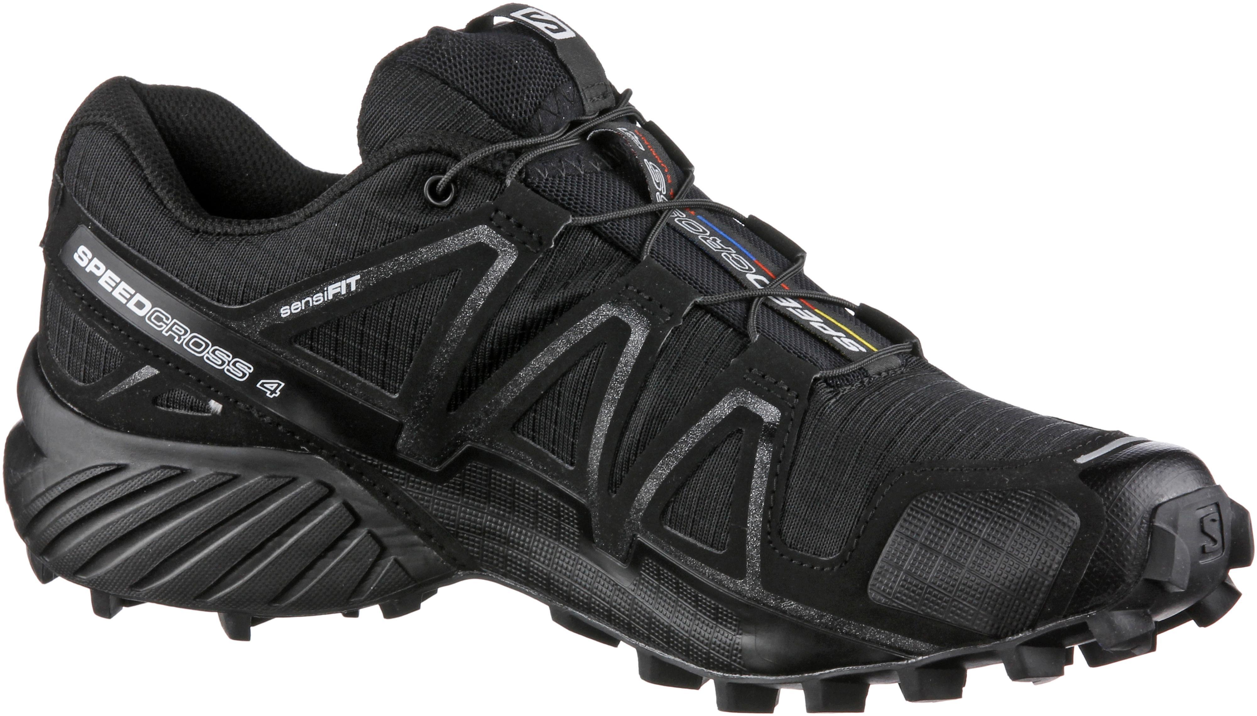 Salomon SPEEDCROSS 4 Laufschuhe Damen schwarz im Online Online Online Shop von SportScheck kaufen Gute Qualität beliebte Schuhe 5cb3d1