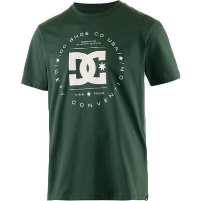 DC Rebuilt Printshirt Herren grün