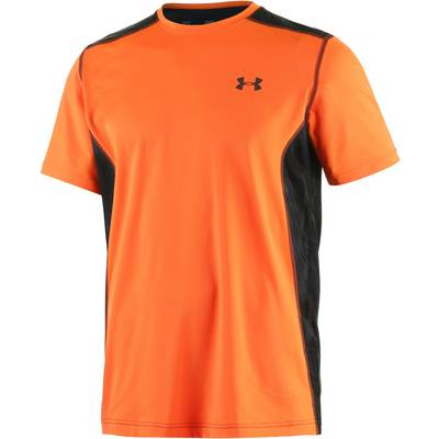 Under Armour HeatGear Raid Funktionsshirt Herren orange