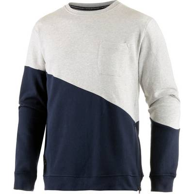 DC Cathcart Sweatshirt Herren graumelange/navy