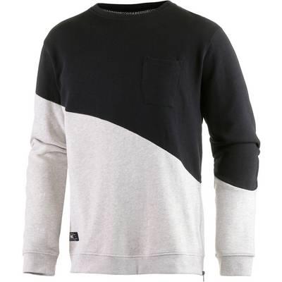 DC Cathcart Sweatshirt Herren schwarz/graumelange