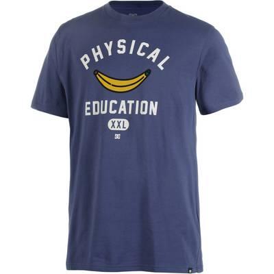 DC Physed Printshirt Herren blau