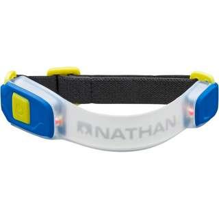 NATHAN LightBender RX Stirnlampe LED schwarz/blau/gelb