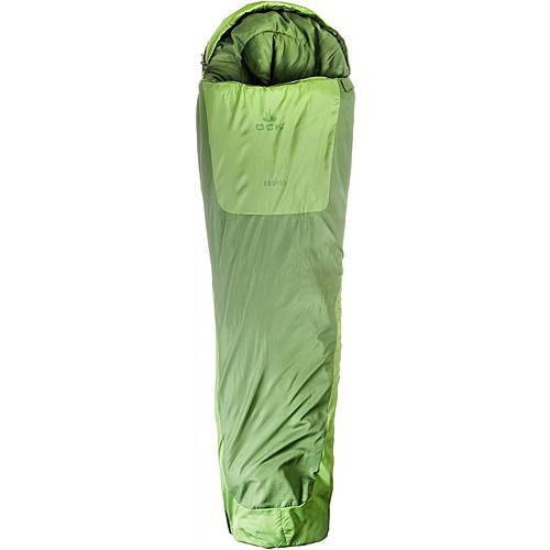 OCK Kronos Kunstfaserschlafsack grün