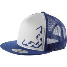 Dynafit Trucker Cap blau/weiß