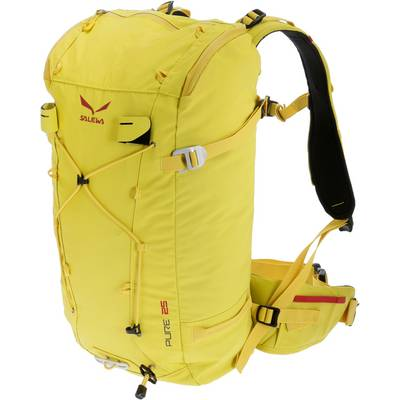 SALEWA Pure 25 Alpinrucksack gelb