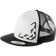 Dynafit Trucker Cap schwarz/weiß