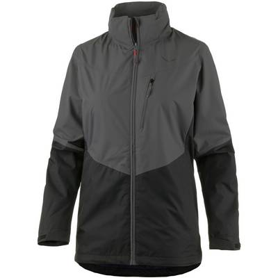 SALEWA Puez Clastic Funktionsjacke Damen anthrazit
