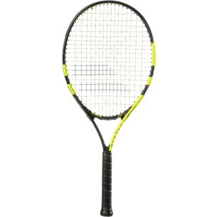 Babolat NADAL JUNIOR 26 Tennisschläger Kinder schwarz/gelb