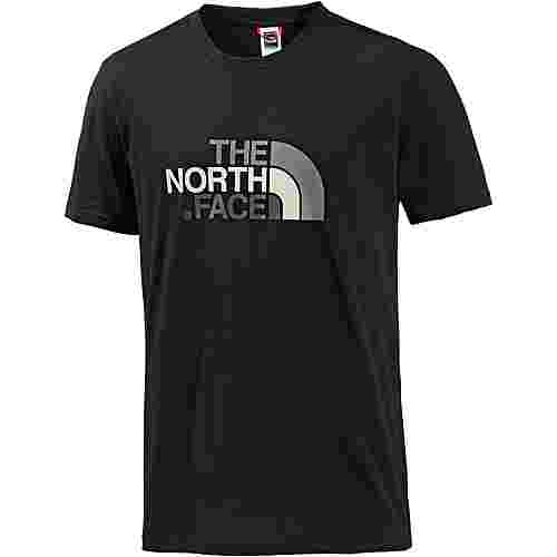 The North Face Easy Printshirt Herren tnf black