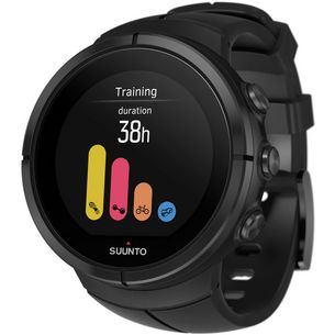 Suunto Spartan Ultra Titanium HR Sportuhr schwarz