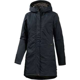 FJÄLLRÄVEN Kiruna Padded Funktionsmantel Damen Dark Navy