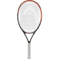 HEAD Radical Jr. 25 Tennisschläger Kinder schwarz/weiß/orange