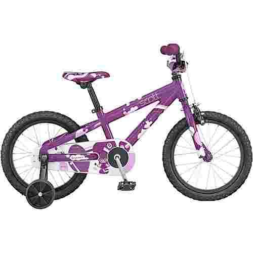 SCOTT Kinder Fahrrad 20 Contessa JR 20 lila