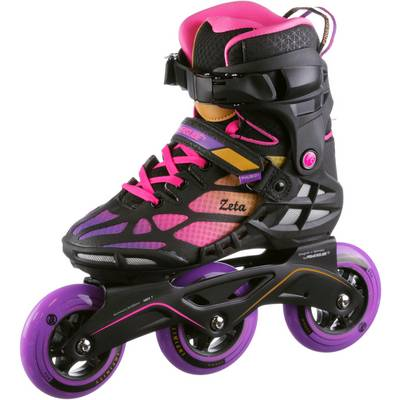 POWERSLIDE Phuzion Zeta Fitness Skates Damen lila/rosa