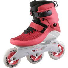 POWERSLIDE Swell 100 Fitness Skates Damen rot/weiß