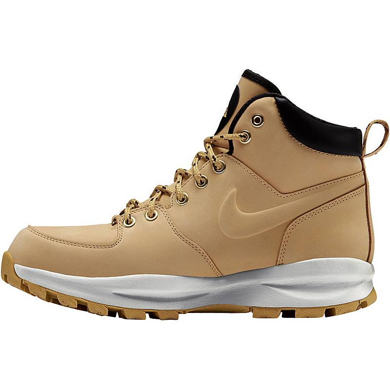 Nike Herren Manoa Haystack Stiefel Leder/Synthetik Beige 47,5