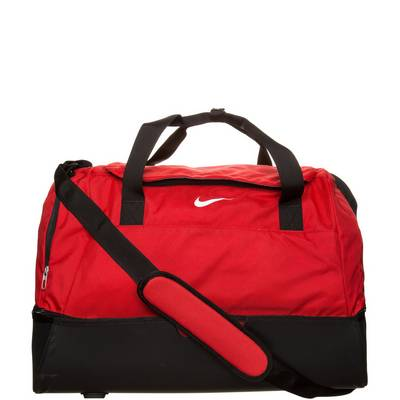 Nike Club Team Hardcase Sporttasche rot / schwarz