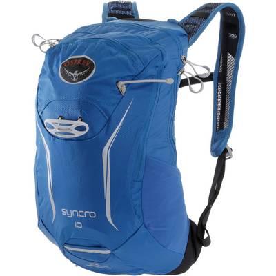 Osprey Syncro 10 Fahrradrucksack blau