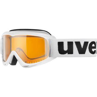 Uvex snowcat Skibrille Kinder white