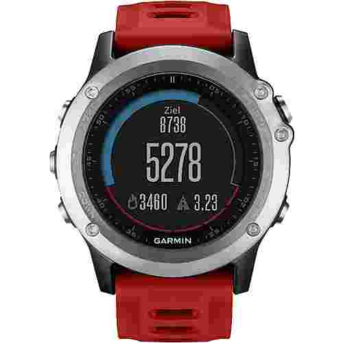 garmin fenix 3 sportuhr silber im online shop von. Black Bedroom Furniture Sets. Home Design Ideas
