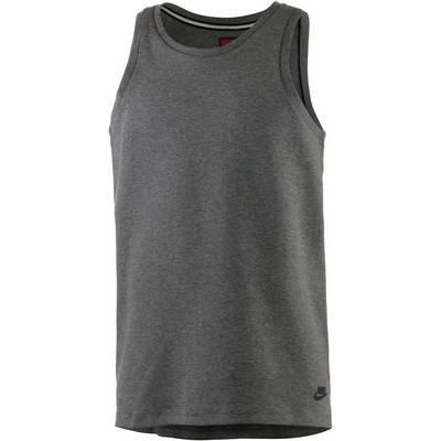 Nike Tech Fleece Funktionstank Herren grau