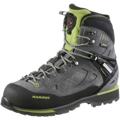 Mammut Ridge Combi High WL GTX Alpine Bergschuhe Damen grau/grün