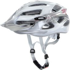 Uvex Onyx; Fahrradhelm Damen weiß