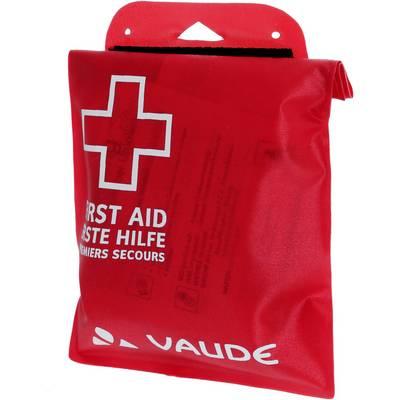 VAUDE First Aid Kit Essential Waterproof Erste Hilfe Set rot