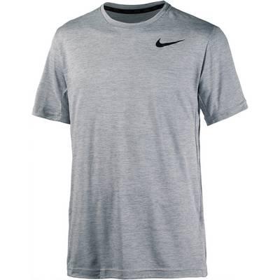 Nike Dri-Fit Funktionsshirt Herren grau