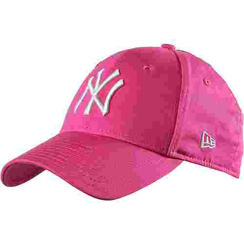 New Era Fashion Ess 940 NY Yankees Cap pink/weiß