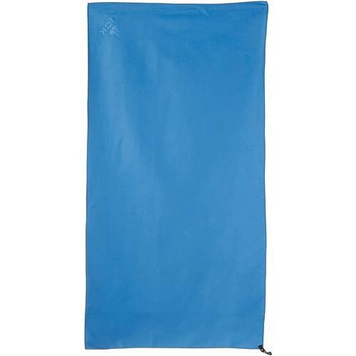 OCK Sports Mikrofaserhandtuch blau