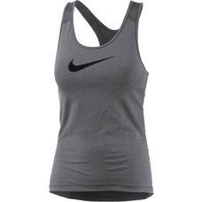 Nike Pro Dry Fit Funktionstank Damen dunkelgrau